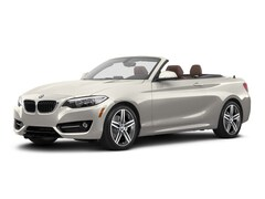 Used 2017 BMW 230i Convertible for sale in Jacksonville, FL at Tom Bush BMW Jacksonville