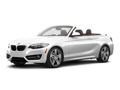 Certified 2017 BMW 230i xDrive Convertible in Norwood, MA