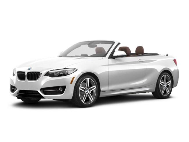 2017 BMW 2 Series xDrive Convertible