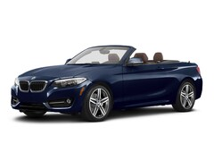 Used 2017 BMW 2 Series 230i xDrive Convertible G8548A in Delmar, MD