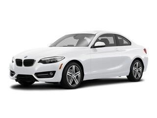 Certified 2017 BMW 2 Series Coupe in Greenville