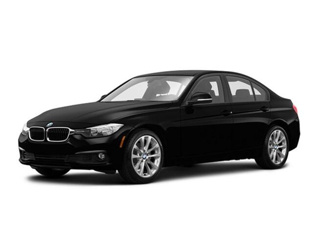 Certified 2017 BMW 320i Sedan in Los Angeles
