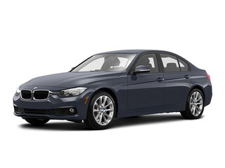 Used 2017 BMW 320i Sedan LHK619601 in Fort Myers