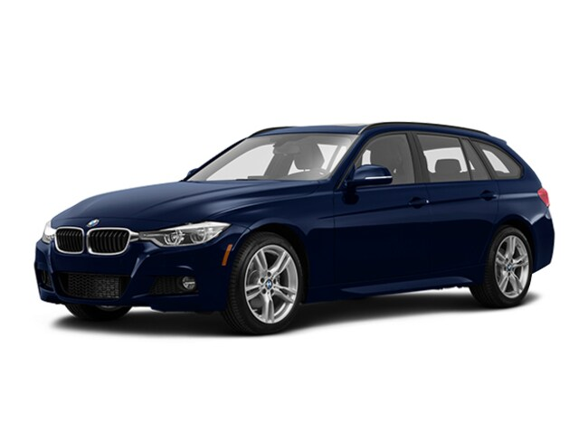 Certified Pre-Owned Volvo cars 2017 BMW 3 Series 330i Xdrive Sports Wagon for sale near you in Chico, CA