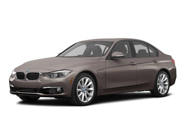 2017 BMW 330e Sedan