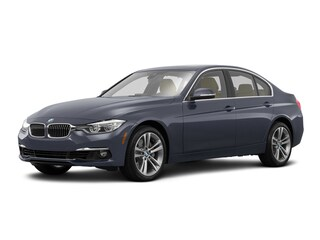 2017 BMW 3 Series Car WBA8B7C3XHK858648