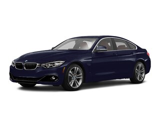 Used 2017 BMW 430i w/SULEV Gran Coupe MHG789044 in Fort Myers