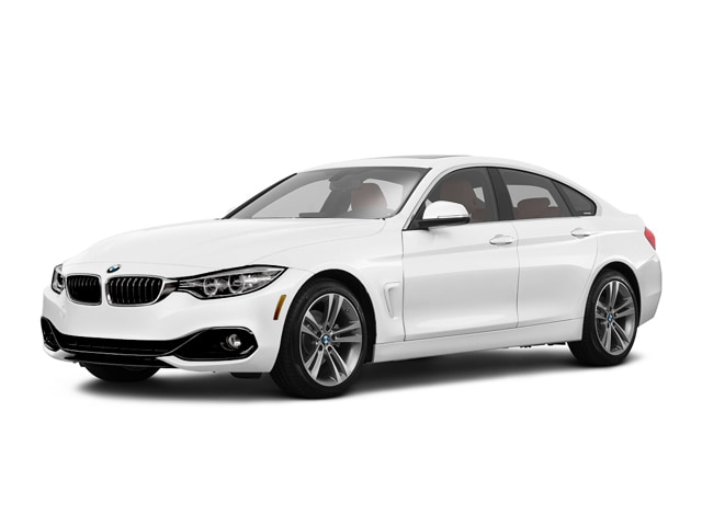 2017 BMW 4 Series 430i Xdrive Gran Coupe Sedan