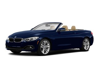 Used 2017 BMW 430i w/ SULEV Convertible BH5H19762 in Fort Myers