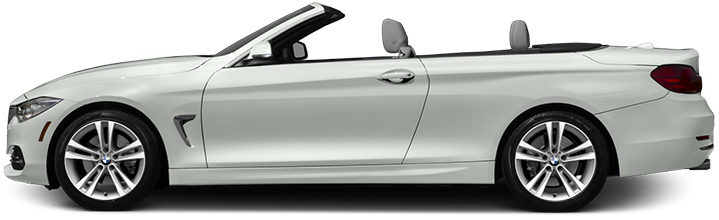 2017 BMW 430i Convertible w/ SULEV