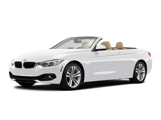 2017 BMW 4 Series 430i Convertible