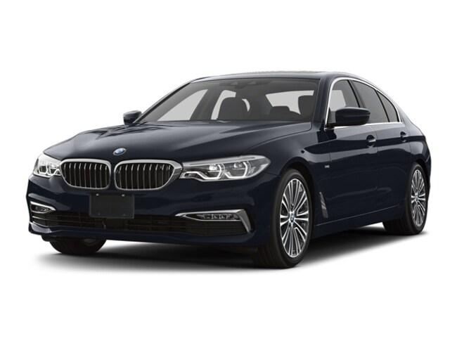 Certified Used 2017 BMW 530i Sedan in Los Angeles