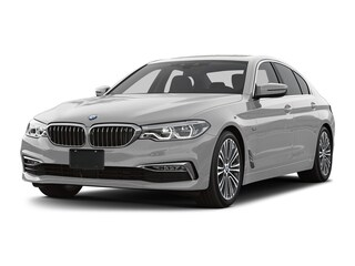 2017 BMW 5 Series 530i 4dr Car