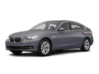 2017 BMW 535i Gran Turismo Space Gray Metallic