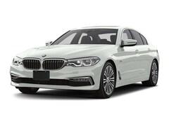 2017 BMW 5 Series 540i Sedan WBAJE5C38HG915302 in Chico, CA