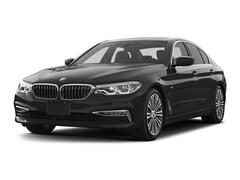 Used 2017 BMW 5 Series 540i Sedan