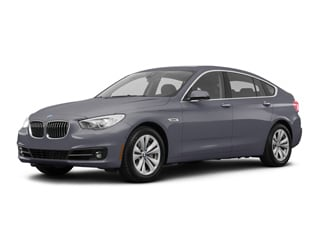 2017 BMW 550i Gran Turismo Space Gray Metallic