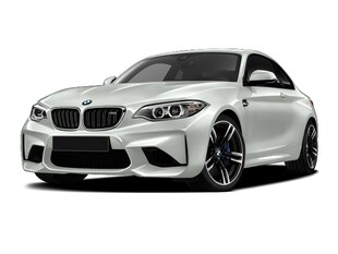 2017 BMW M2 Coupe Coupe