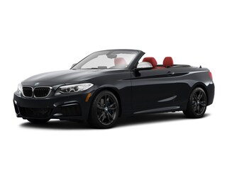 Used 2017 BMW M240i Convertible BHV666302 in Fort Myers