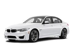 2017 BMW M Series M3 Sedan