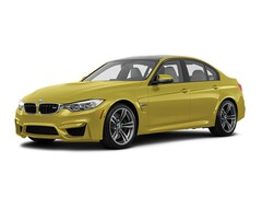 Certified 2017 BMW M3 Sedan in Doylestown, PA