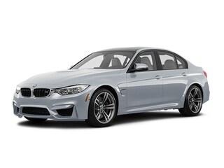2017 BMW M3 Sedan Sedan