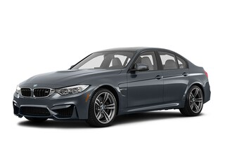2017 BMW M3 Sedan WBS8M9C53H5G41981 for sale in Lake Zurich, IL at Midwest Motors