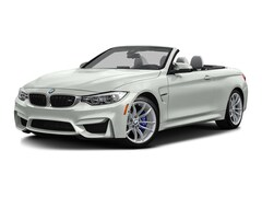 Used 2017 BMW M4 Convertible