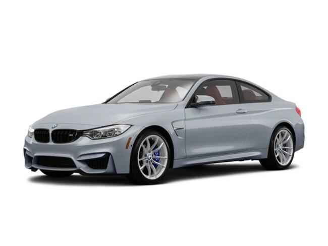 2017 BMW M4 Base Coupe