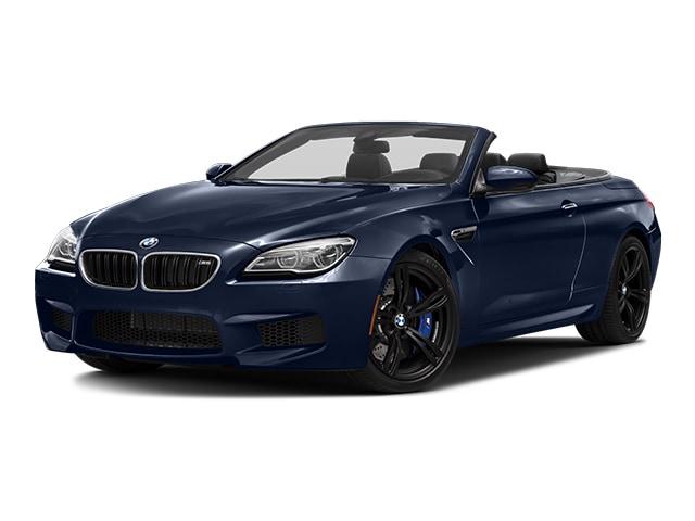 2017 BMW M6 Base Convertible