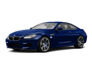 2017 BMW M6 Coupe Tanzanite Blue Metallic
