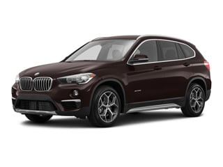 2017 BMW X1 SAV Sparkling Brown Metallic