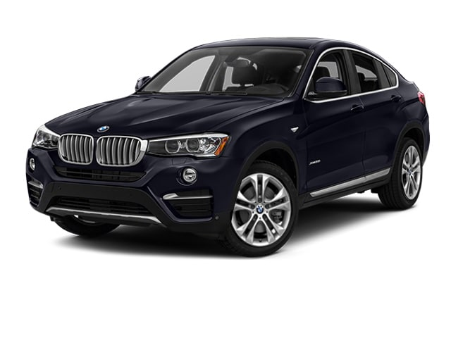 2017 BMW X4 Coupe
