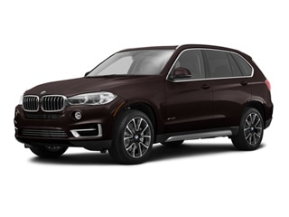 2017 BMW X5 SAV Sparkling Brown Metallic