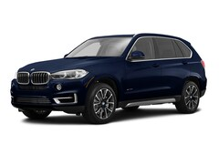 Certified Pre-Owned 2017 BMW X5 xDrive35i SAV 7139 Myrtle Beach South Carolia