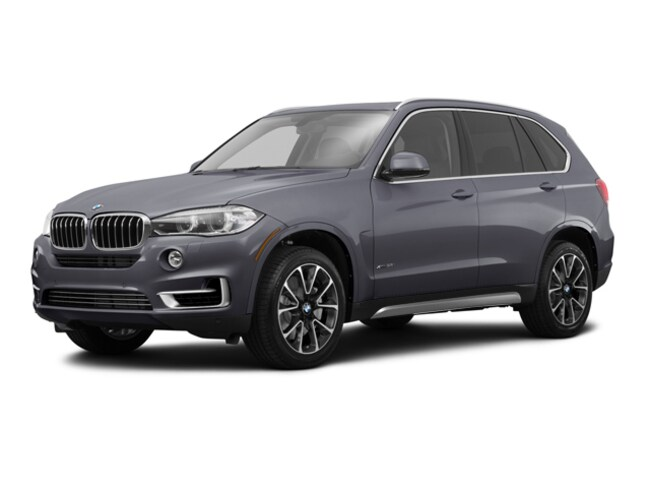 Used 2017 BMW X5 XDrive35i SAV Spokane WA