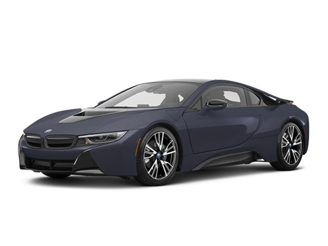 Used 2017 BMW I8 Base Coupe Santa Rosa