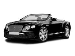 2017 Bentley Continental GT V8 Convertible