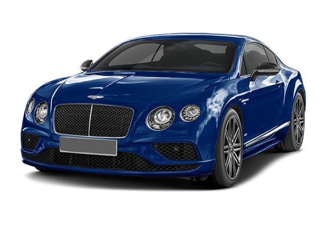 Gentil 2017 Bentley Continental GT Coupe Aegean Blue Metallic