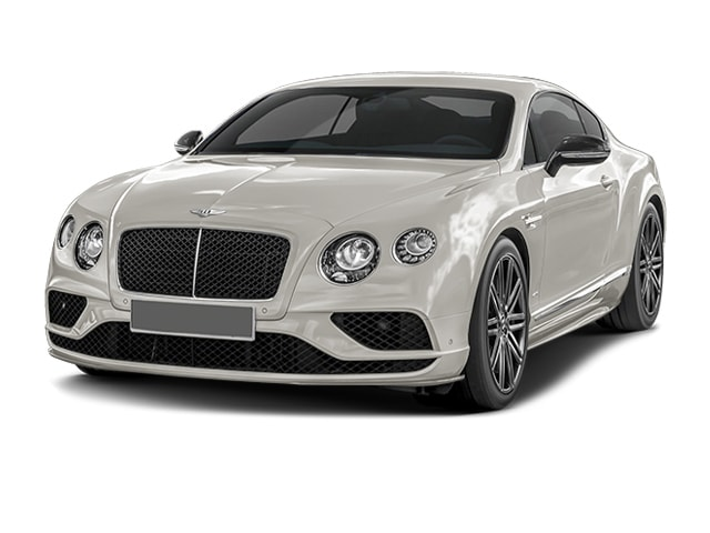 2017 Bentley Continental GT Coupe