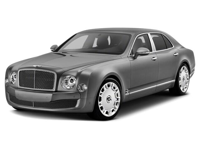 2017 Bentley Mulsanne Sedan
