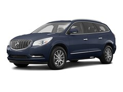 Certified 2017 Buick Enclave Convenience Convenience  Crossover for sale in Powderly KY