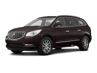 Used 2017 Buick Enclave Leather SUV for sale in Gladwin, MI
