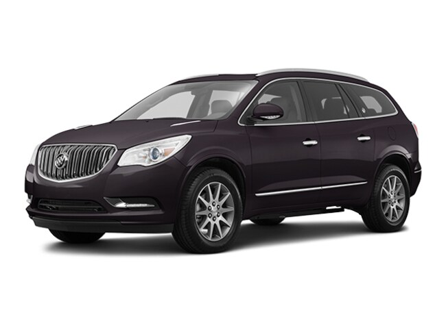 2017 Buick Enclave Leather Sport Utility