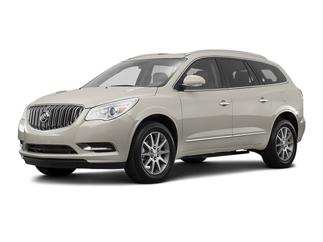 New 2017 Buick Enclave Leather SUV Buffalo NY