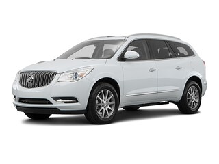 used 2017 Buick Enclave Leather SUV for sale in kansas