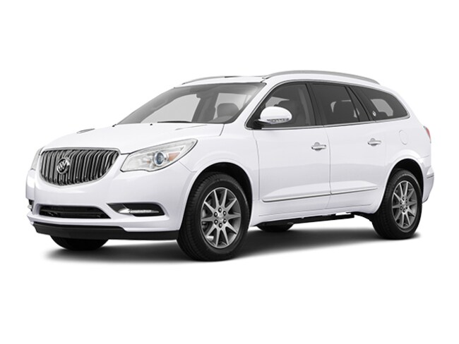 Used 2017 Buick Enclave Leather Wagon for sale in Fairfield, IL