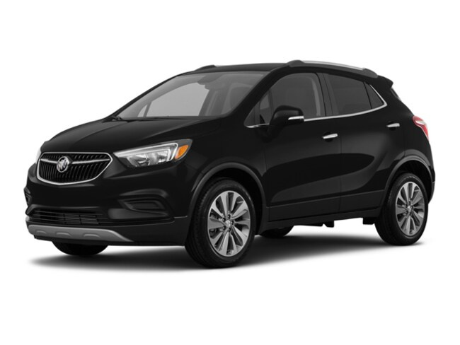 Used 2017 Buick Encore Preferred SUV for Sale in Plymouth, IN at Auto Park Buick GMC