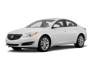 2017 Buick Regal 4dr Sdn FWD Car