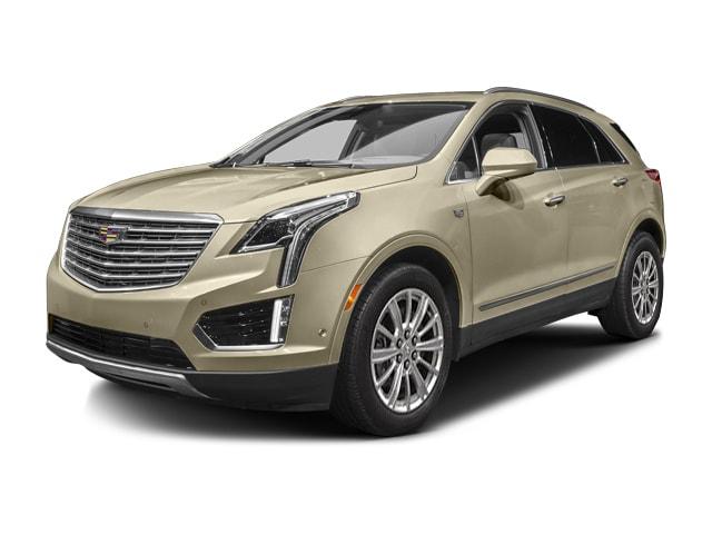2017 Cadillac Xt5 Suv Frisco